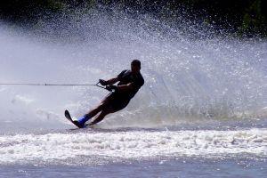 Ski nautique EVG au Pays basque