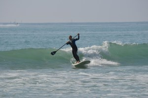 stand-up-paddle-surfing-EVG au Pays Basque