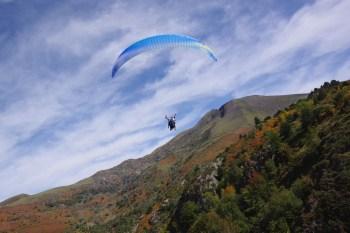 Vol en parapente - activité insolite à Toulouse