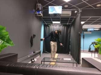 que faire à Montpellier réalité virtuelle centre ville