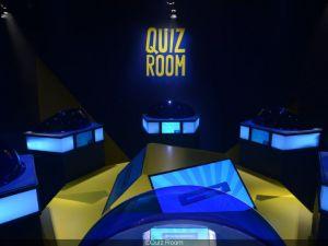 Quizz room - Team building noël