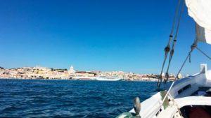 Balade bateau à Lisbonne - Activité insolite à Lisbonne