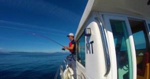 pêche en mer Lisbonne - Activité insolite à Lisbonne