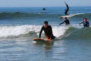 faire du surf à La Baule - Activité insolite à La Baule
