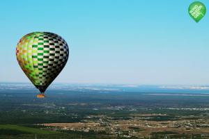 montgolfière à Lisbonne - Activité insolite à Lisbonne