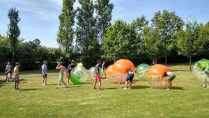bubble foot - activité insolite à Porto