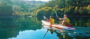 kayak - activité insolite à Porto