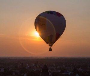 Montgolfière - Activité insolite à Budapest