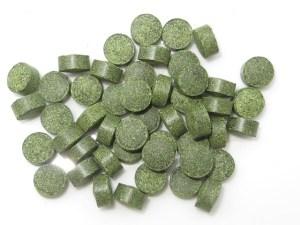 Moringa-Spirulina Tablets
