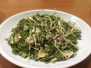 Organic Moringa with Lemongrass Tea
