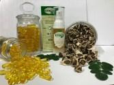 Organic Moringa- Seeds-Oil-Capsules