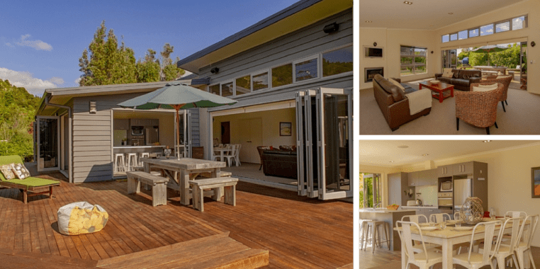 Cooks Getaway, Cooks Beach Holiday Home