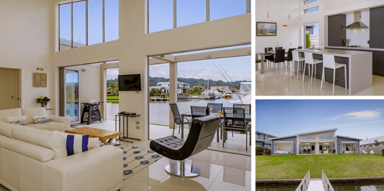 The Waterways Oasis, Whitianga Holiday Home