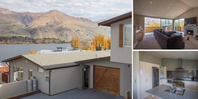 Lakeview Heights - Wanaka Holiday Home
