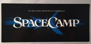 spacecamp ticket