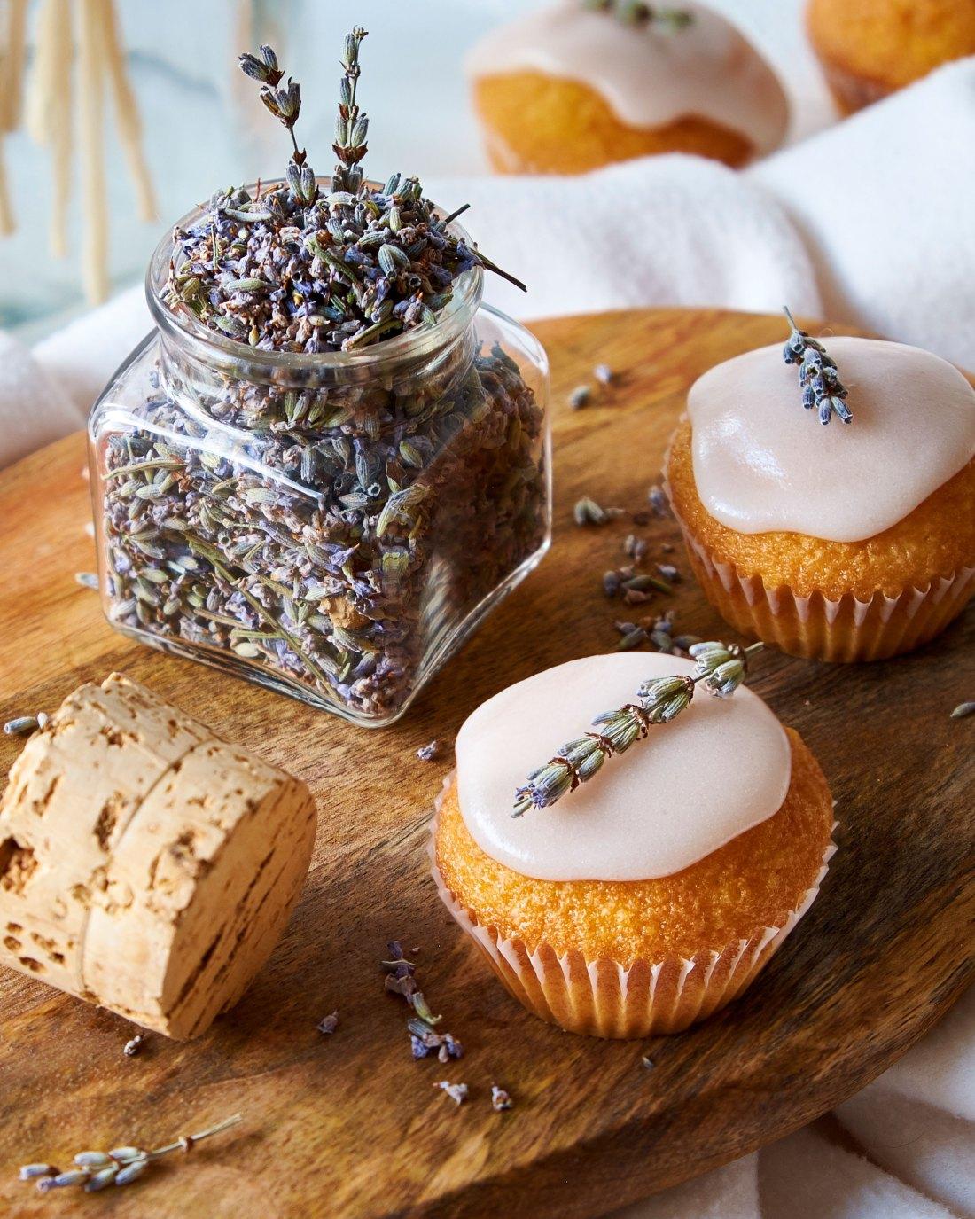 Lemon Lavender Muffins 2
