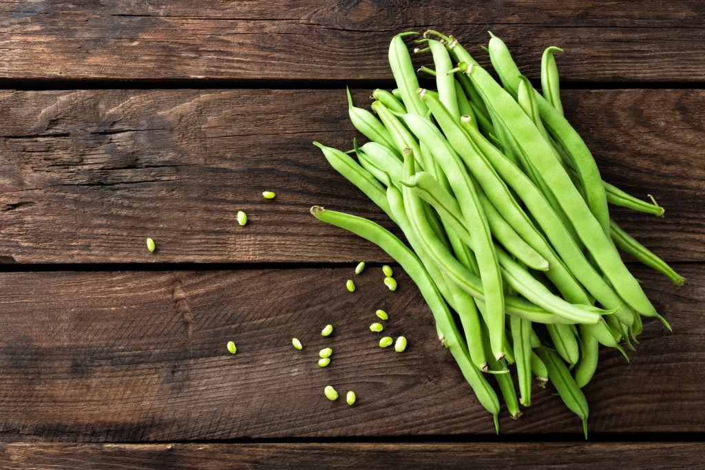 Easiest Vegetables To Grow: green beans