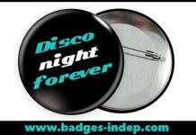 Badge original pins personnalisé
