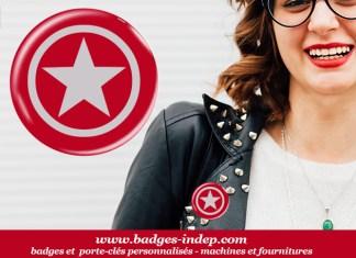 Créer un badge personnalisé avec une image