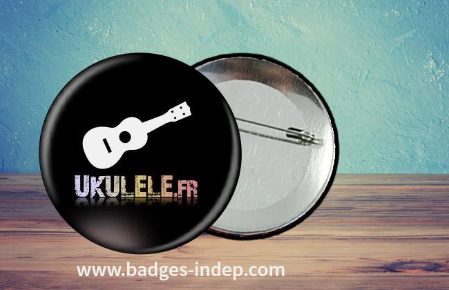 Idée pour faire des badges épingles