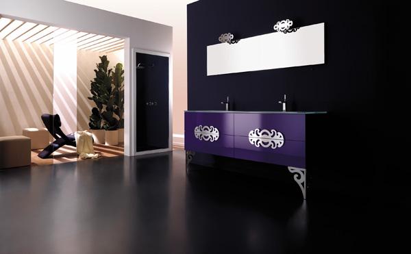 Mobile Da Bagno Glamour : Arredo bagno glamour di eurolegno bagno italiano