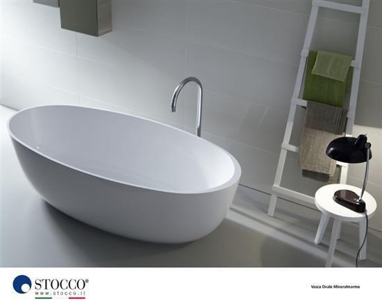 F Lli Stocco Arredo Bagno.Vasche Freestanding Stocco Bagno Italiano Blog