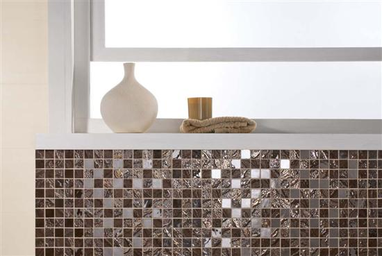 mosaico wood