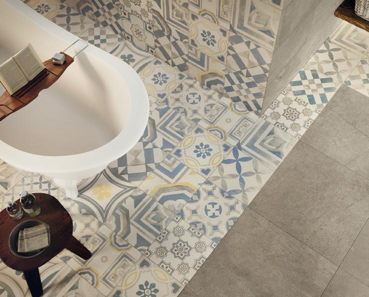 Cementine by ceramiche keope bagno italiano blog