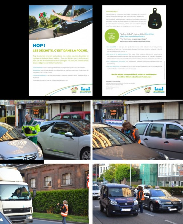 Campagne ICDI - Belgique