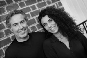 Talia Mouracade et Ramzi Khoury - équipe Bagoto