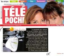 """Article presse """"TéléPoche"""""""