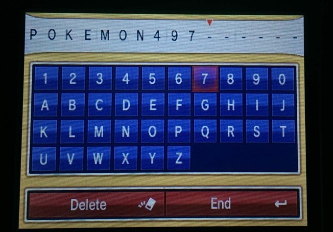 Pokemon Mystery Gift Codes List Alpha Sapphire | Panglimaword co