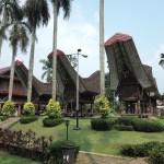 タマン・ミニ・インドネシア・インダーは、広大だった。
