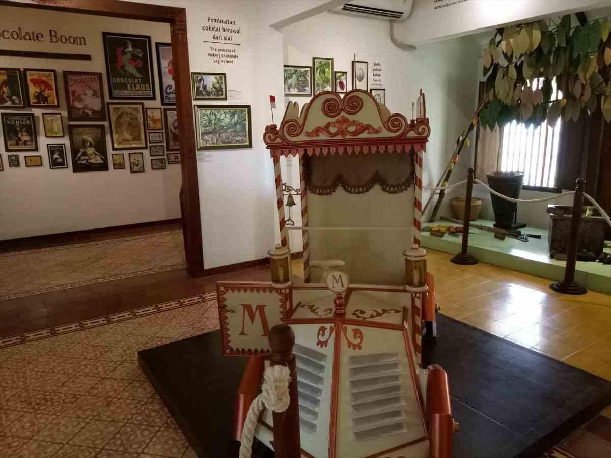 Monggoチョコレート博物館