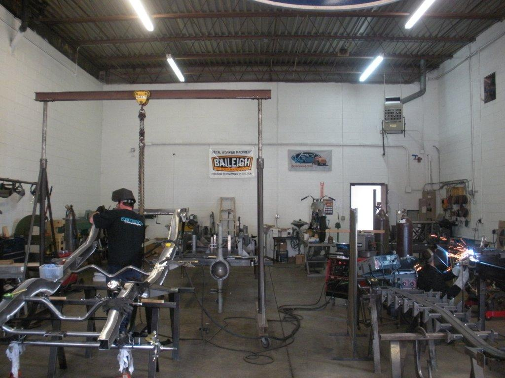 Precision Hot Rods using Baileigh machinery