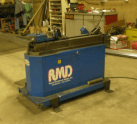 Baileigh RDB-350 Bender