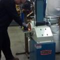 Baileigh Disc Grinder to Make Wheelchair
