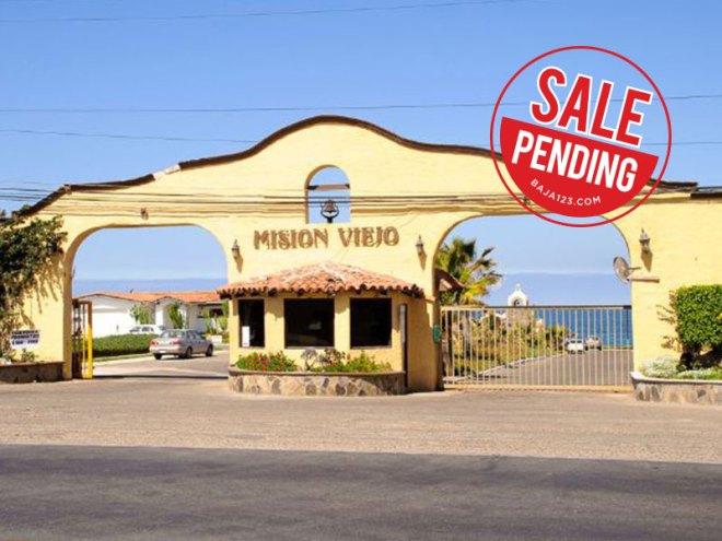 Mision Viejo Lot Rosarito Beach Real Estate