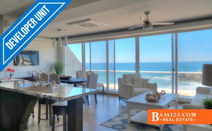 Oceanfront Villa For Sale in La Jolla Excellence, Rosarito Beach – $819,000 USD
