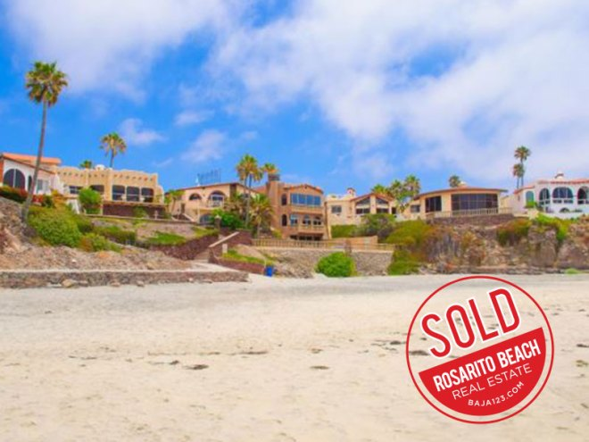 Castillos del Mar Rosarito Beach Real Estate