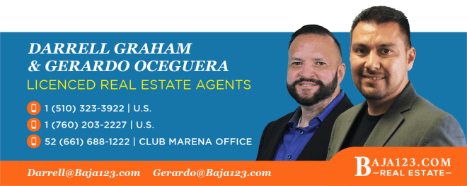 Darrell Graham & Gerardo Oceguera Real Estate Agents