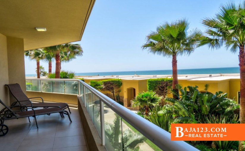 Oceanfront Condo in La Jolla Real