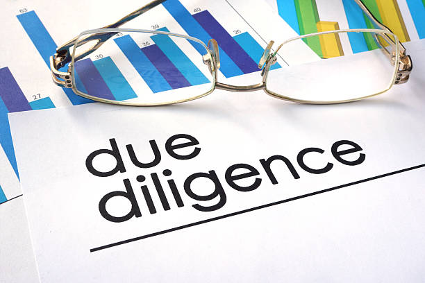 The crucial importance of Due Diligence.