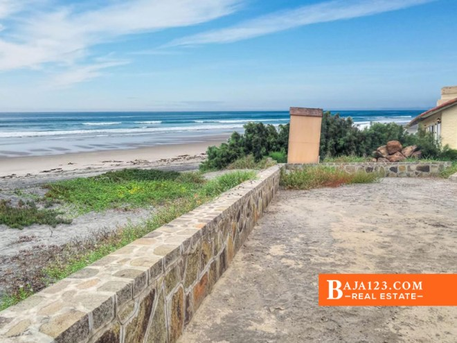 Oceanfront Lot/Land For Sale in La Mision, Ensenada