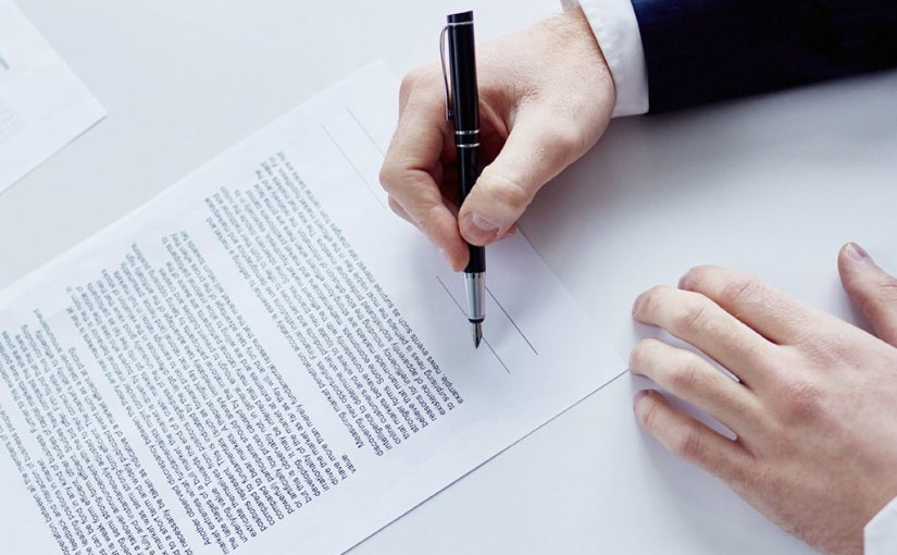 Signing Legal Documents In A Foreign Language