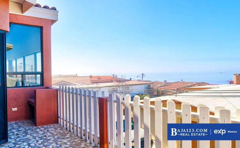 Ocean View Home For Sale in San Antonio Del Mar, Tijuana – $227,000 USD
