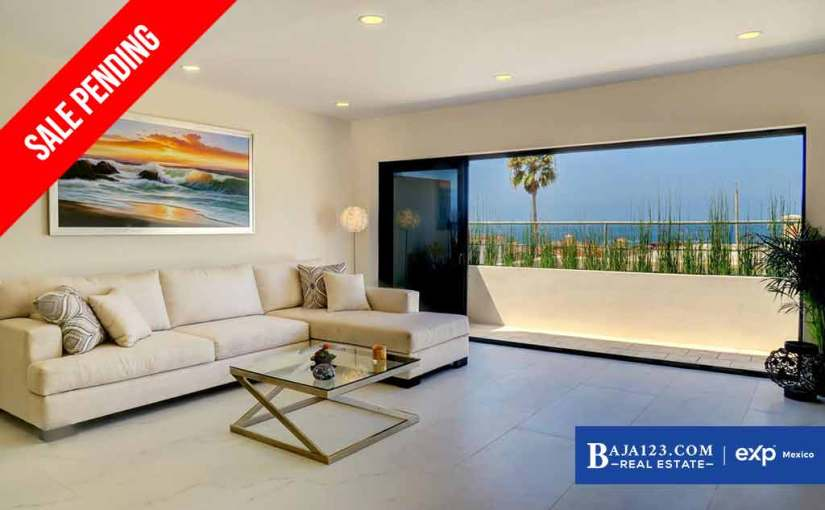 SALE PENDING – Ocean View Home For Sale in Mision Viejo South, Rosarito Beach – $369,000 USD