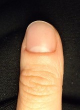 色を塗って自慢したくなる爪