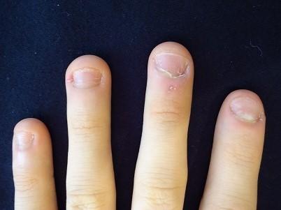モテる男性の爪