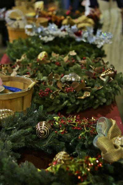A Night Of Festivities The Balsam Hill Holiday Showroom